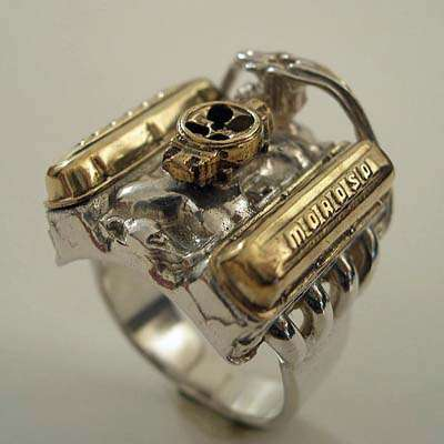 Jewelry for Gearheads