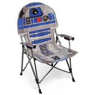 Galactic Camping Gear