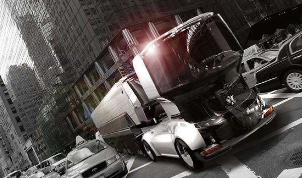 Autonomous Transforming Trucks