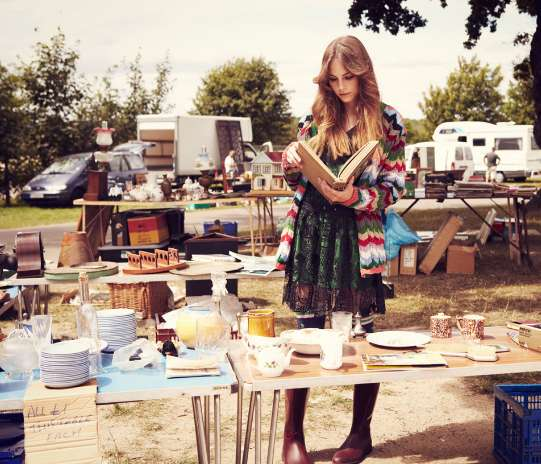 Yard Sale Fashiontography