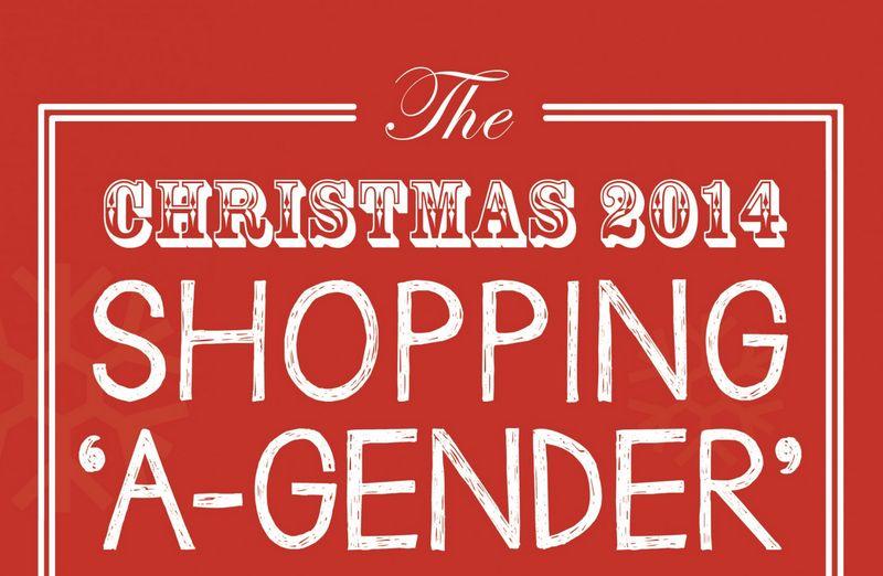 Holiday Gender Shopping Charts
