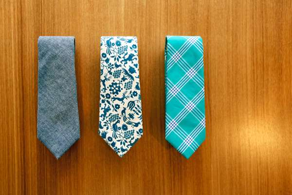 Nifty Retro Neckties