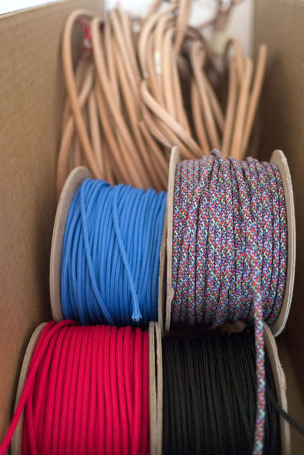 Handcrafted Jump Ropes