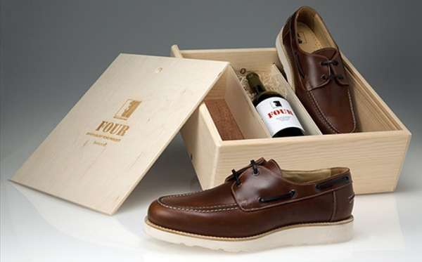 Generic Man Wine Shoe