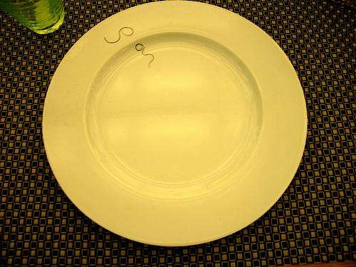 Genital-inspired Dinnerware