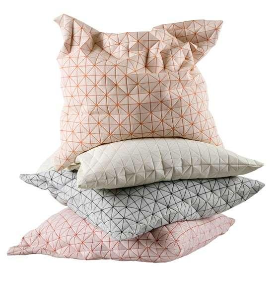 3D Fabric Cushions