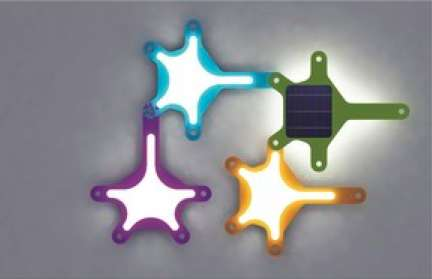 Linked Solar Illuminators