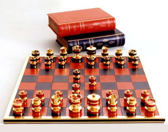 geoffrey parker chess