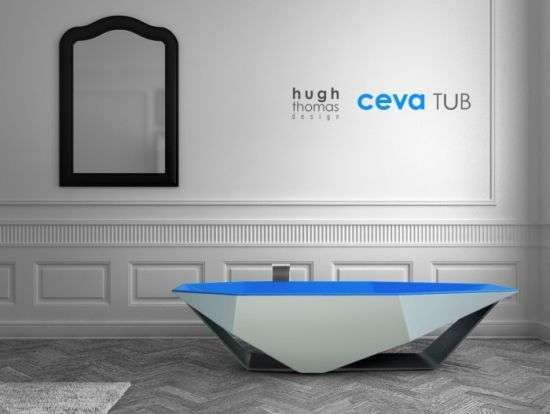 Geometric Bathtubs