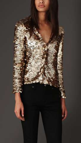 Stunning Sequin Sweaters