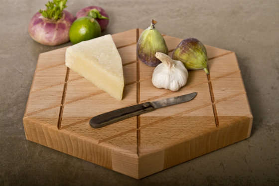 Geometrically Inspired Cutting Boards