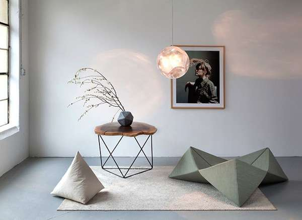 geometric furniture