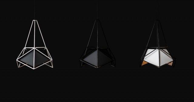 Geometric Pendant Lamps