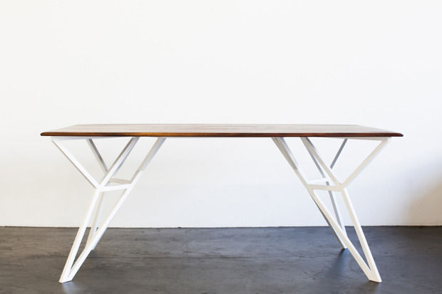 Elegantly Geometric Tables