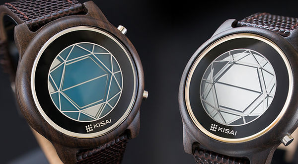 Polygon-Infused Timepieces