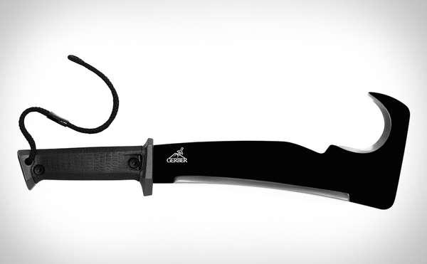 Badass Defense Blades