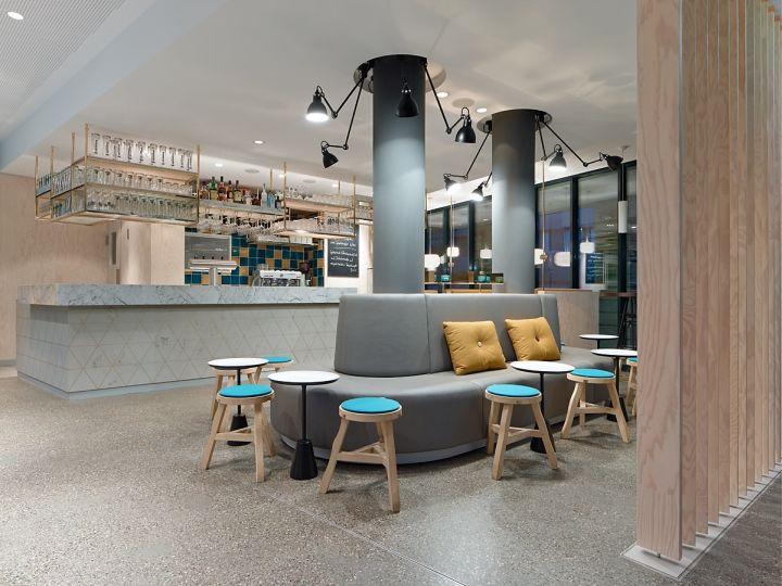 Quaint Suburban Cafe Concepts