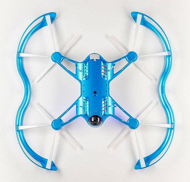 Autonomous Gesture Drones