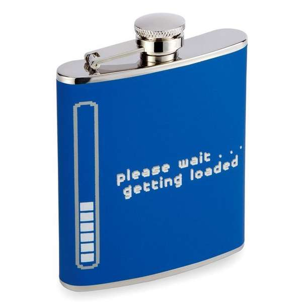 Get Loaded Liquor Flask
