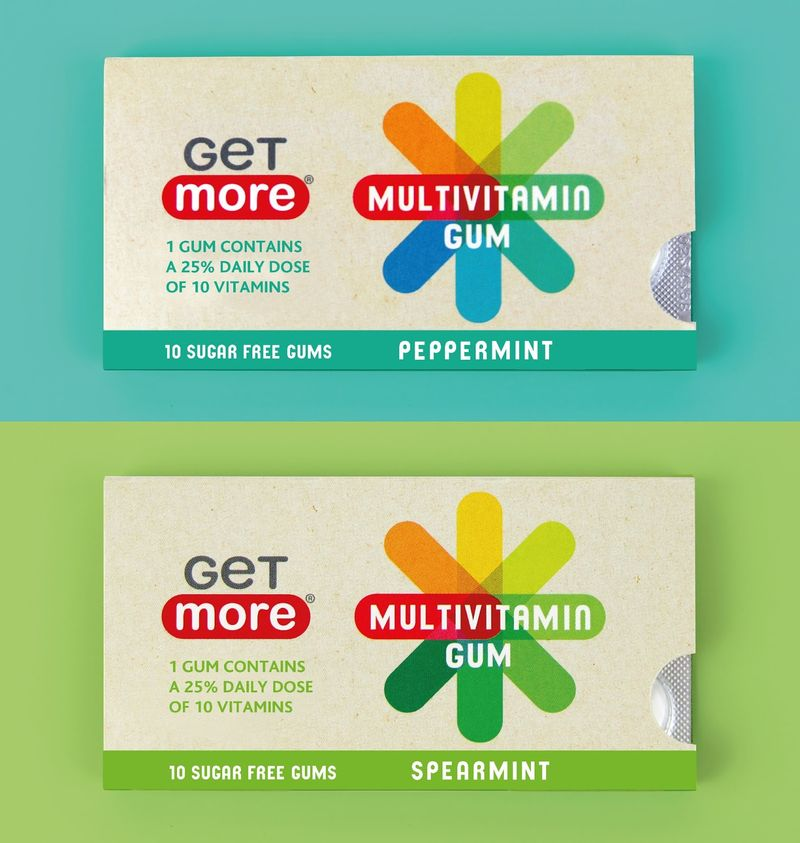 Multivitamin Chewing Gums