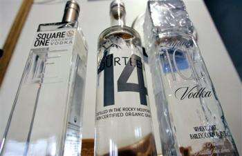 5 Organic Alcohols