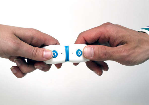 Touch-Transferring USBs