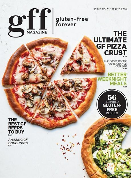 Gluten-Free Lifestyle Magazines