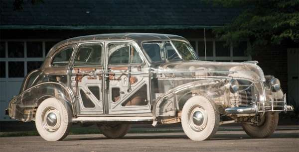 Vintage Skeletal Vehicles