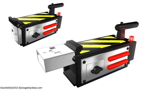 Cinema-Inspired Flash Drives