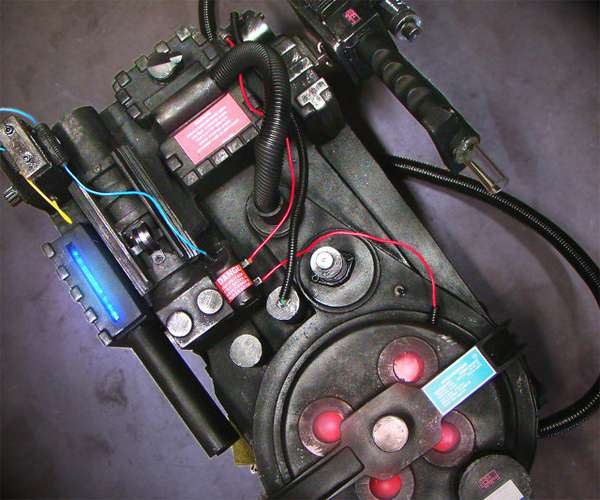 ghostbuster proton pack replica