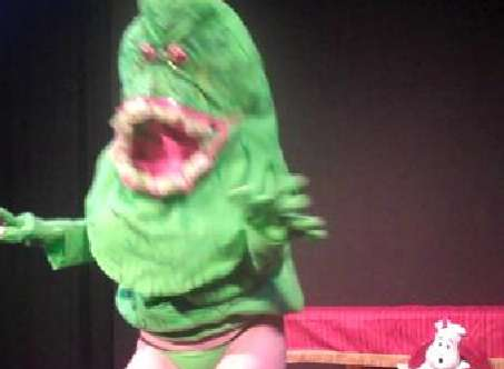 'Ghostbusters' Burlesque