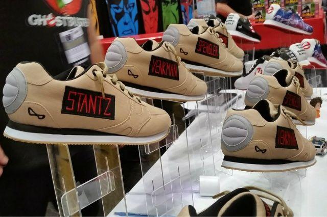 Ghost-Hunting Sneakers