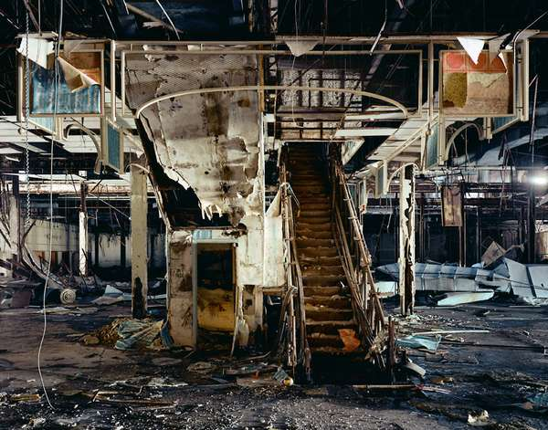 Abandoned Shopping Malls