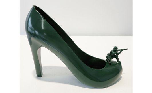 Toy Soldier Stilettos