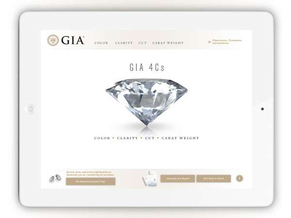 GIA 4Cs App, diamond, diamonds, GIA, app, 4Cs