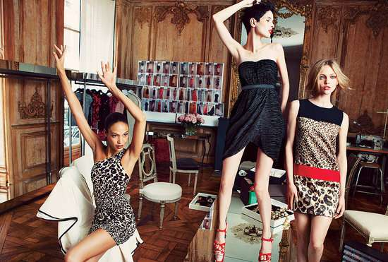 Giambattista Valli for Macy's Holiday 2011