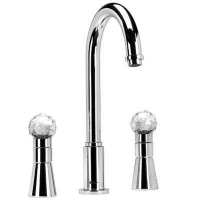 Swarvski Crystal Sink