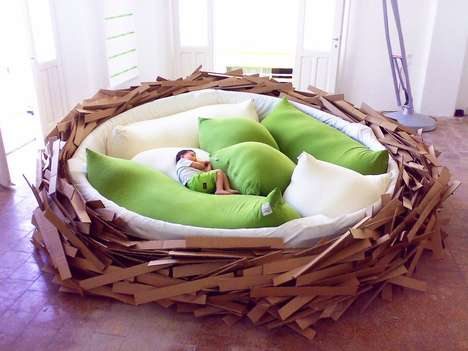 Brainstorm-Inducing Nests