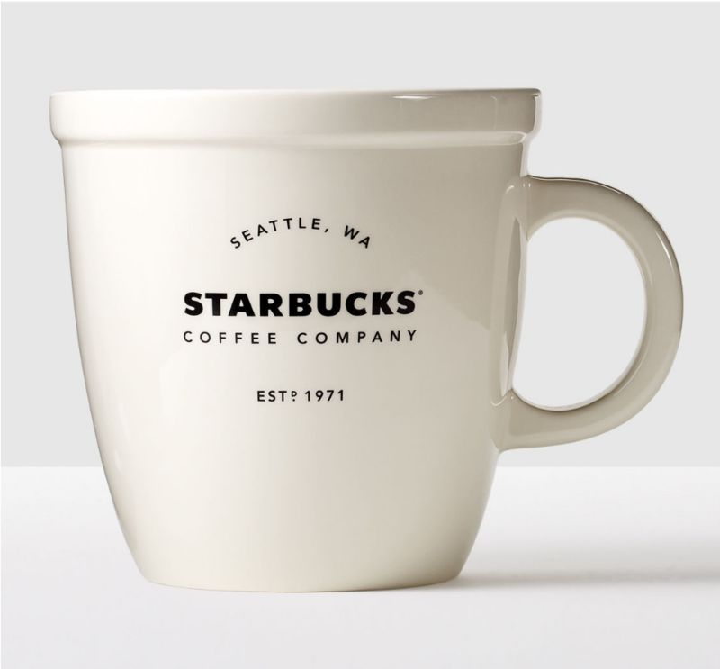Oversized Collectible Coffee Cups