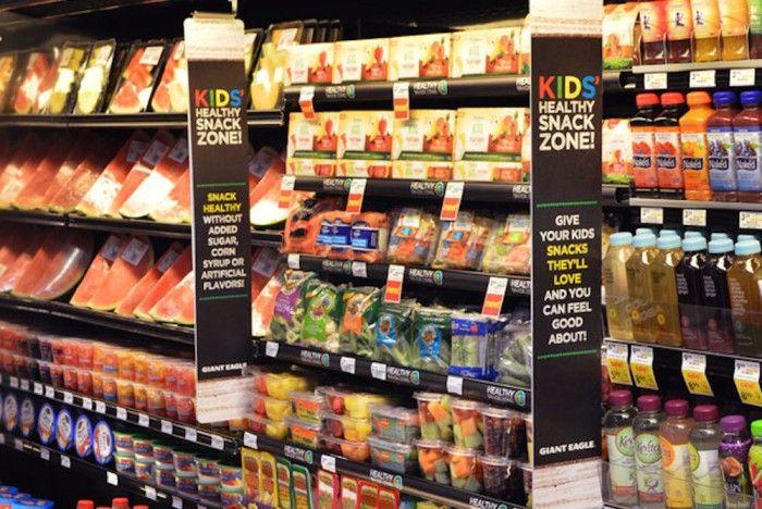 Kid-Focused Grocery Stores