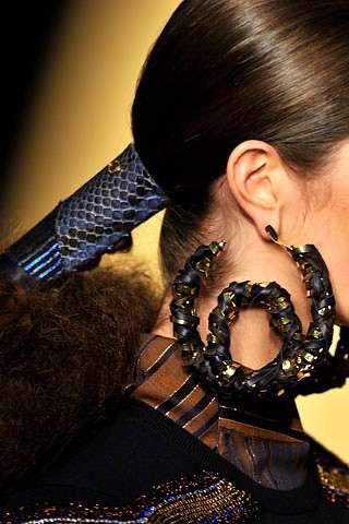 Enormous Earrings