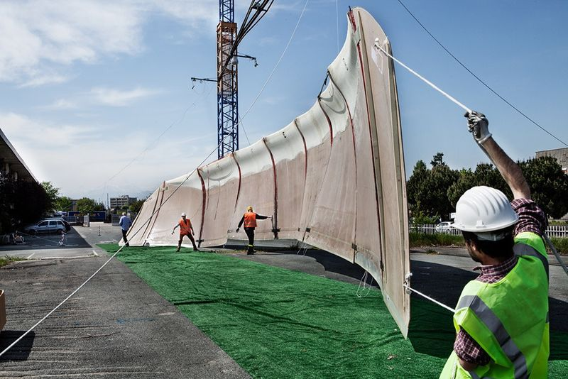 Energy-Generating Kites