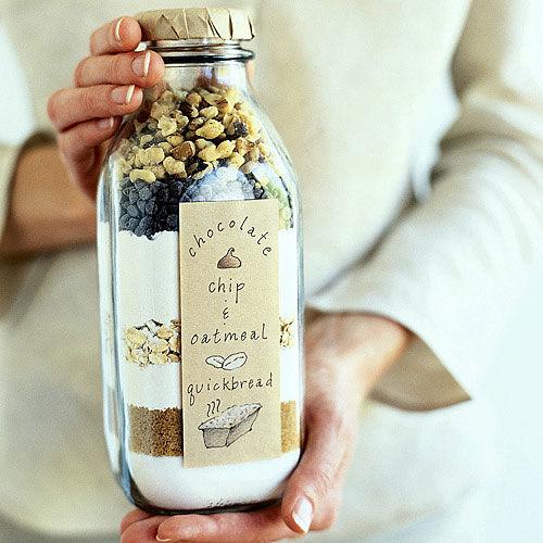 Bottled-Bread Gifts