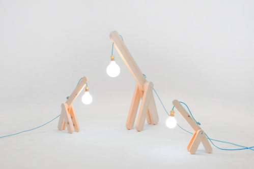 giraffelike lighting - Giraffe Lamp