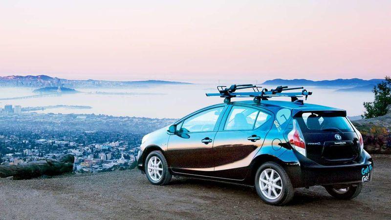 One-Way Car Rental Apps