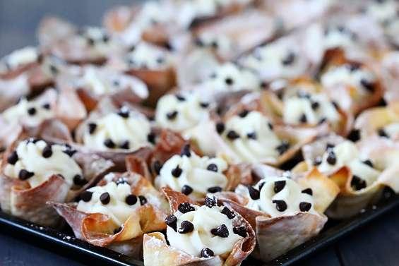 Adorable Dessert Appetizers