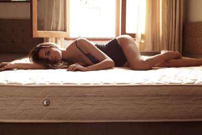 Sultry Bare Bedroom Captures