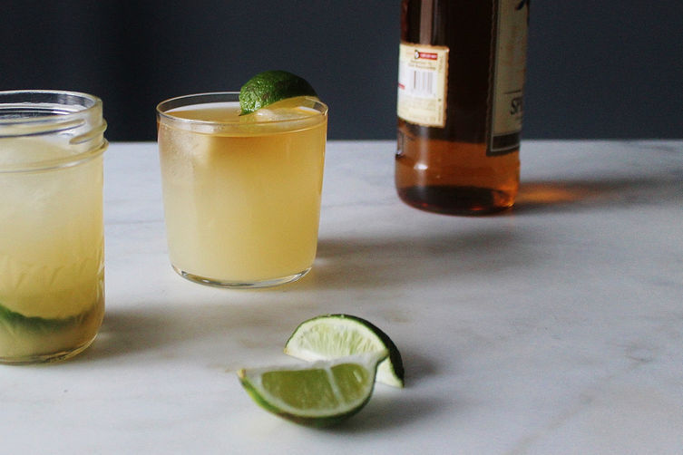 Boozy Ginger Cocktails