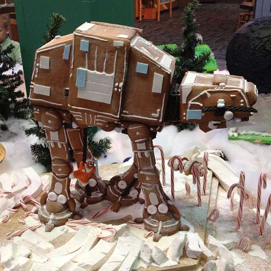Sci-Fi Christmas Confections