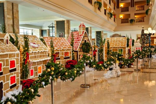 Liveable Gingerbread Communities